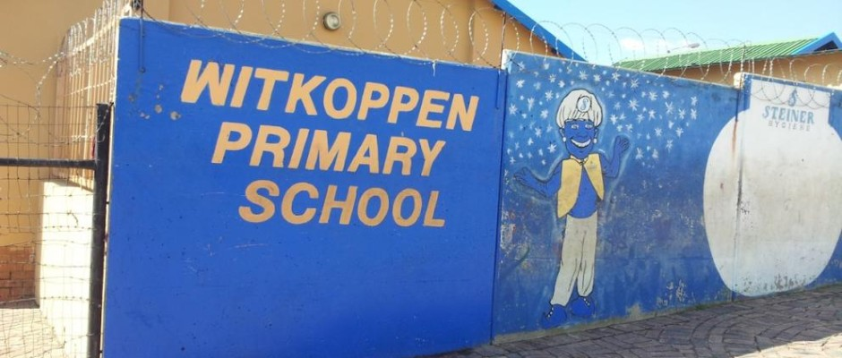 Thank You from Witkoppen Pre-Primary School