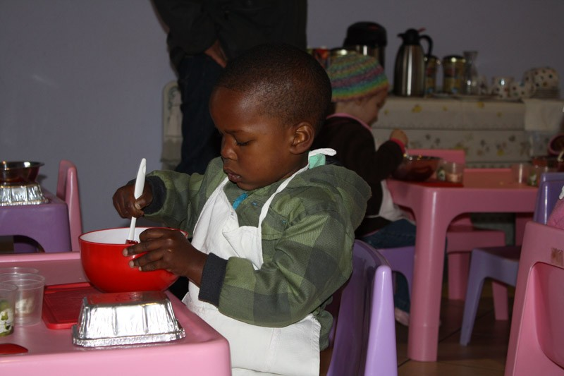 A Kids for Kids Event in Support of Jo'burg Child Welfare