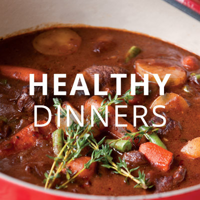 Recipes: Healthy Dinners