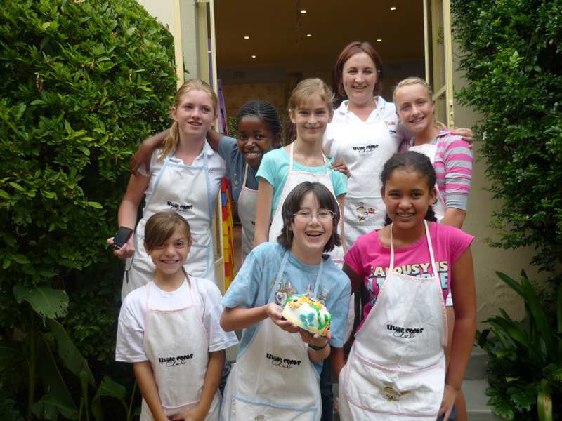 Cake Decorating Party in Rivonia