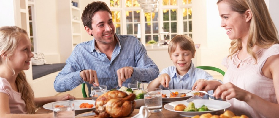 Rules for Picky Eaters & Mealtimes