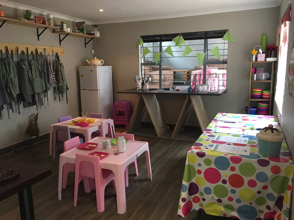 Tamsyn Woudberg, Little Cooks Club Sunninghill/Kyalami