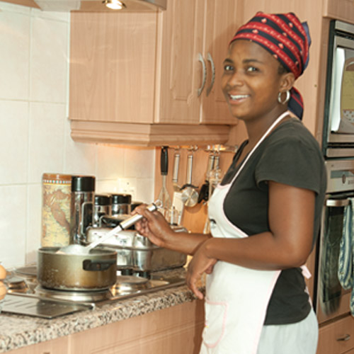 Domestic Workers Cooking Programme
