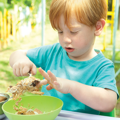 Little Cooks Club Cooking Programme