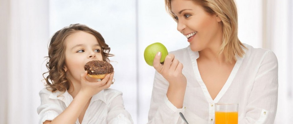 Junk Food Everywhere...How to get our kids to eat healthy?